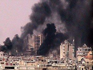 Rusya'nın Humus Katliamı: 48 Kişi Katledildi!