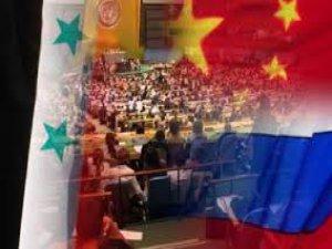 Rusya ve Çin'in Suriye Politikaları