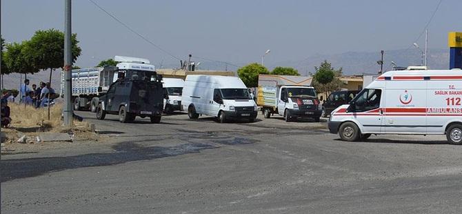 Mardin'de PKK Saldırısı: 12 Polis Yaralandı