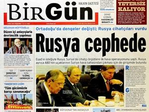 Rusya Vurdu, Türkiyeli Anti-Emperyalistler Coştu!
