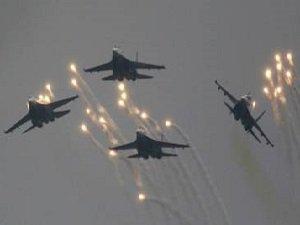 Esed Gösteriyor Rusya Vuruyor