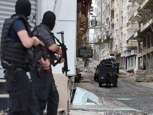 Silvan'da PKK Operasyonu