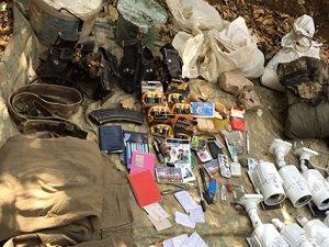 PKK Örgütüne Ait 8 Sığınağa Operasyon