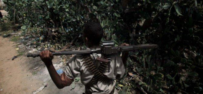 Eş-Şebab Somali'de Amare'yi Ele Geçirdi