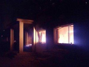 ABD Kunduz'daki Hava Bombardımanında Hastaneyi Vurdu