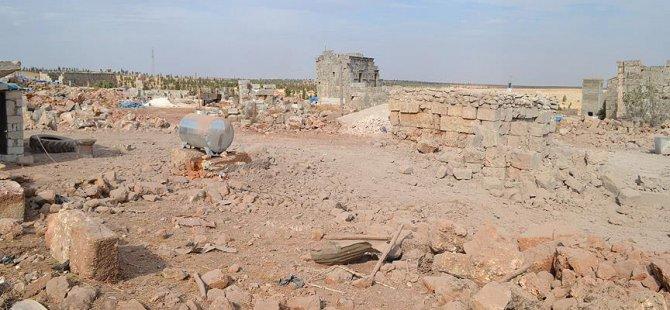 Rusya'nın Hava Saldırısında 9 Sivil Öldü