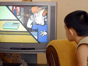 Televizyonun Çocuklar Üzerindeki Etkisi