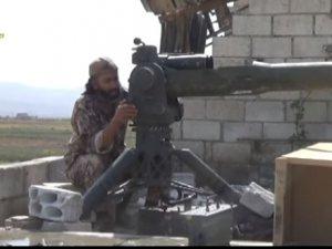 Suriye'de Rus Subayların Vurulma Anı Yayınladı