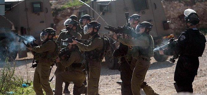 Siyonist İsrail Güçleri Filistinli Genci Katletti