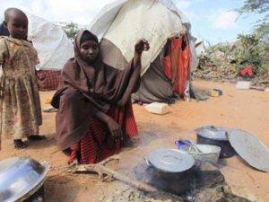 34 Ülkenin Halkına Yetecek Yiyeceği Yok