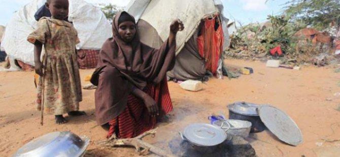 Sahraaltı Afrika'da 60 Milyon İnsan Açlık Tehlikesinde
