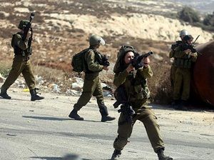 İşgalci İsrail Güçleri Batı Şeria'da Bir Filistinliyi Katletti!