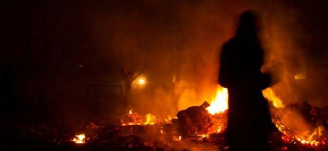 Almanya'da Sığınmacı Yurdunda Yangın Çıktı
