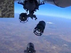 Rusya Uçakları Direnişçilerin Eğitim Kampını Vurdu