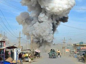 Afganistan'da Parlamento Binasına 4 Roket Atıldı