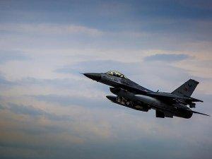 Devriye Uçuşu Yapan Sekiz F-16'ya Tacizde Bulunuldu