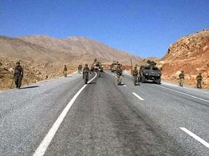 Bitlis'te PKK'ya Hava Destekli Operasyon