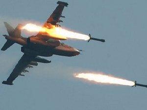 Rusya Halep Merkezini Vurdu