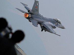 Devriye Uçuşu Yapan Türkiye Jetlerine Taciz