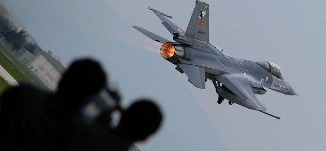 Cumhurbaşkanı Erdoğan F-16'lara Devriye Emri Verdi