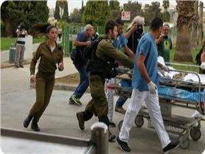 Bir Asker ve Yerleşimciyi Yaralayan Genç Şehid Edildi