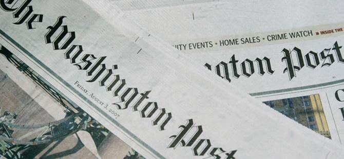 """""""Washington Post'tan Başyazı Niyetine HDP Bildirisi"""""""