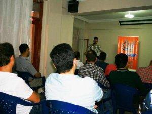 Özgür-Der Antalya'da Yeni Dönem Seminerleri Başladı