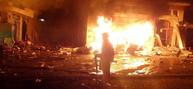 Halep'te Bombalı Araçla Saldırı: 20 Ölü
