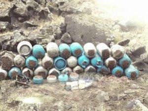 Iğdır'da 1,5 Ton Patlayıcı Madde Ele Geçirildi
