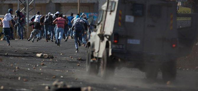 Siyonist İsrail 9 Günde 14 Filistinliyi Katletti