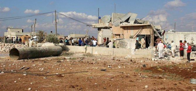 Rusya: Rakka'da 200 Kişiyi Öldürdük
