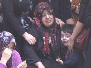 PKK'lılar, Polisi 3 Yaşındaki Çocuğunun Yanında Katlettiler!