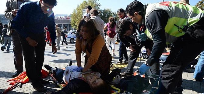 Provokasyonun Bilançosu: Patlamada 86 Kişi Hayatını Kaybetti