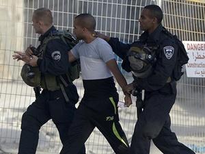 İşgal Devleti İsrail, 10 Günde 650 Filistinliyi Gözaltına Aldı!