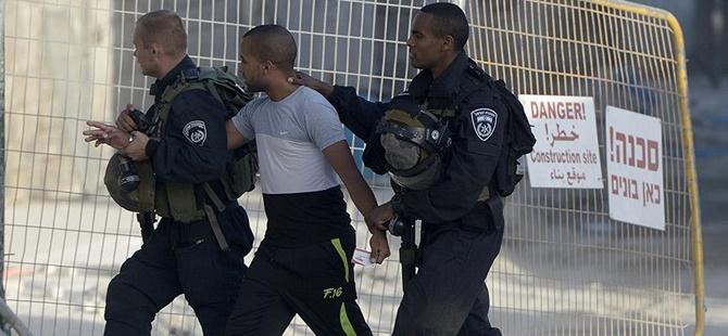 Kudüs İntifadası'nın Başından Bu Yana 5 Bin Filistinli Gözaltına Alındı