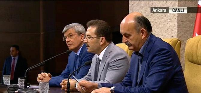 """Müezzinoğlu: """"86 Ölü; 186 Yaralı Var!"""""""