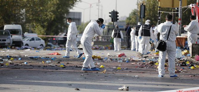 Saldırı Güçlendirilmiş TNT Patlayıcılarıyla Gerçekleştirildi
