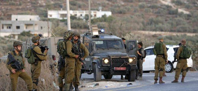 Batı Şeria'da Şehit Sayısı 21'e Yükseldi