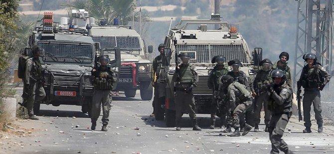 Siyonistler 13 Yaşındaki Filistinli Çocuğu Katletti