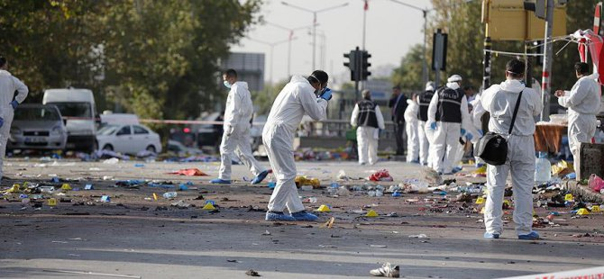 'Canlı Bombanın Kimliği Tespit Edildi'