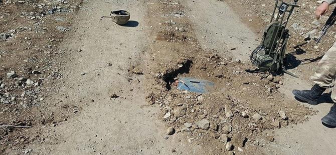 Şırnak'ta PKK Operasyonu: Çok Sayıda Patlayıcı İmha Edildi