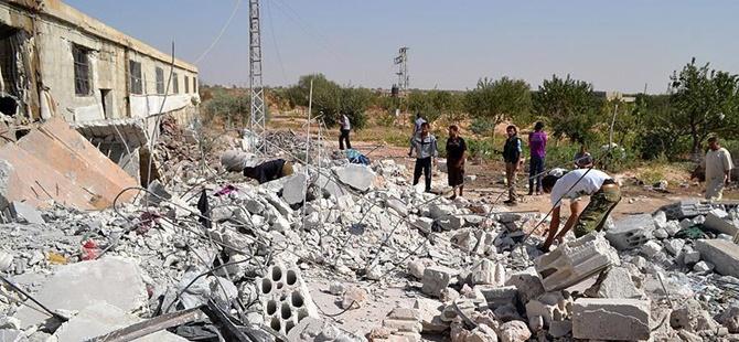 Suriye'de Rusya Yapımı Yeni Tür Misket Bombaları Kullanıldı!