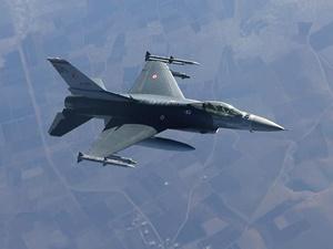 TBMM'ye Bomba Atan F16 Düşürüldü