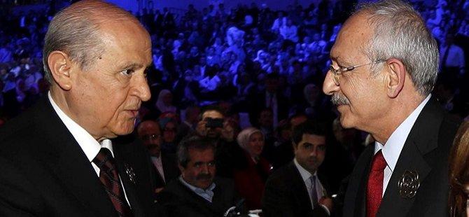 Bahçeli, Kılıçdaroğlu'nun Görüşme Talebini Kabul Etmedi