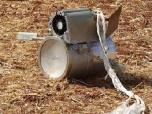 """""""Suriye'de Rus Misket Bombaları Kullanıldı"""""""