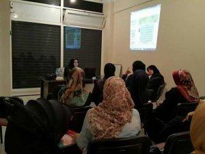 Gaziosmanpaşa Özgür-Der'de Suriye Anlatıldı
