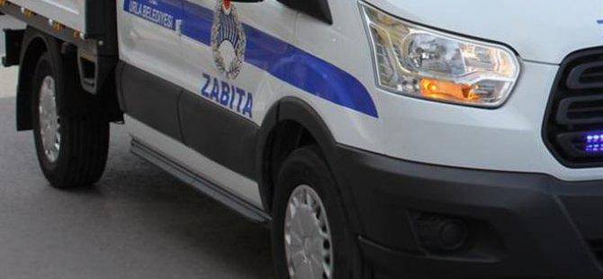 Belediye Zabıtası Cephanelik Gibi Araçla Yakalandı