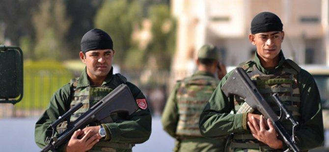 Tunus'ta Çıkan Çatışmada 2 Asker Öldü
