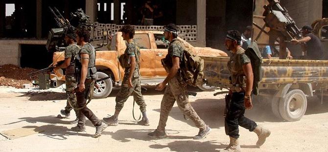 Fetih Ordusu Hama'da İlerlemeye Devam Ediyor