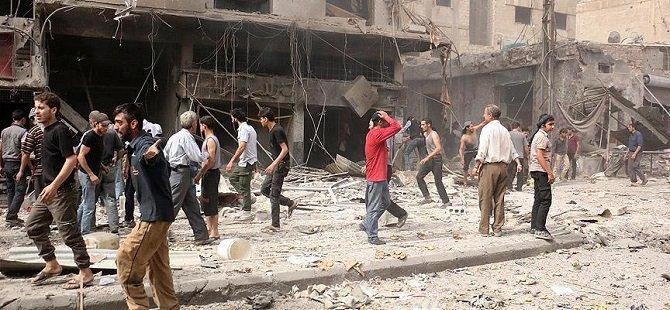 Esed Güçleri Vakum Bombasıyla Katliam Yaptı